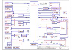 Dell Latitude 5175 5179 Compal AAJA0 LA-C791P Schematic