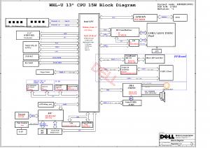 Dell Inspiron 7386 7586 7786 2-in-1 Wistron Rogue One 13 17925-1 VRJ3T WHL-U Schematic