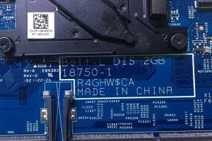 Bolt-L DIS 18750-1_Motherboard