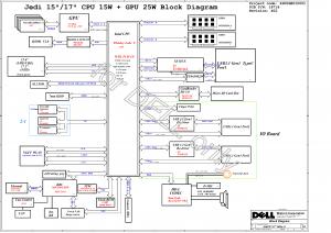 Dell Inspiron 7590 18718-1 Schematic & Boardview