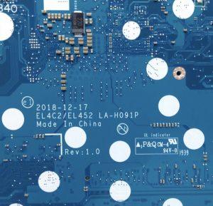 Lenovo S540-14API LA-H091P EL4C2 EL452 Motherboard
