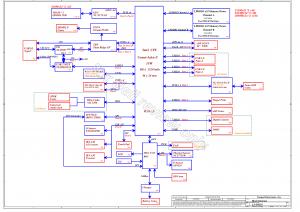 Dell Inspiron 7490 LA-H451P EDW40 Schematic