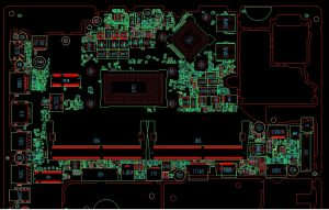 Dell Inspiron 15 5583 5584 Wistron BOLT_2SP 17931 BOLT_WHL 18763 BOLT_L 18750 Schematic & Boardview
