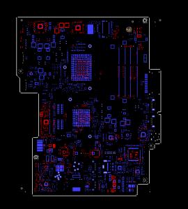 Dell Inspiron 24-3455 Vostro 20-3055 AiO 14050-1 Schematic & Boardview