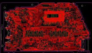 Dell Inspiron 7380 7580 Wistron 17945 Schematic & Boardview