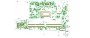 Dell Latitude 3400 3500 Wistron Bolt 17938-1 Schematic Boardview
