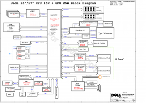 Dell Inspiron 7391 2-in-1 Wistron Jedi 15 17 CML 18806-1