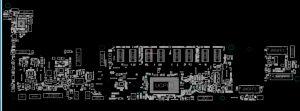 Dell Latitude 7350 - LA-B331P Boardview (.CAD)