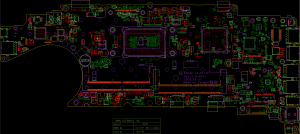 LA-H171P EDC42 boardview (.brd)