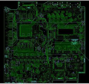 Dell Alienware 15 R2 (nVidia GPU) Compal EDQ51 LA-H351P Schematic & Boardview