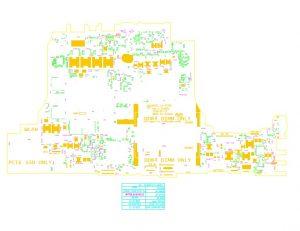 Dell Alienware 15 R4 Alienware 17 R5 Compal DDR51 LA-F551P Schematic Boardview