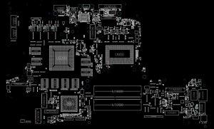 Dell Alienware M15 M17 (nVidia N17E GPU) ORION_AW_MB_12L Schematic & Boardview