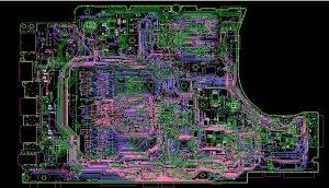 Dell Inspiron 15 5565 Compal BAL23 LA-D804P Schematic & Boardview