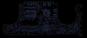 Dell Inspiron 15 Gaming 7466 7566 Compal BCV00 BCV10 LA-D991P Schematic & Boardview