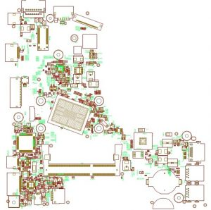 Dell Inspiron 3462 3562 Vostro 3562 Wistron Turis APL UMA 16823-1 Schematic & Boardview