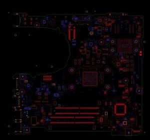 Dell inspiron 3465 3565 Wistron Turis STR (FTR) 16808 Schematic & Boardview