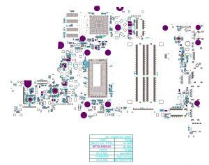 Dell Inspiron 3480 3580 3583 3780 Vostro 3480 3580 3583 Compal LA-G711P EDI73 Schematic & Boardview