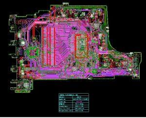 Dell Inspiron 3481 3581 3584 3781 Vostro 3481 3581 3584 Compal EDI72 LA-G714P LOKI Schematic & Boardview