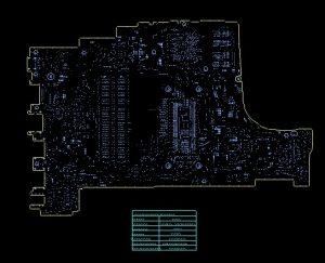 Dell Inspiron 3490 3590 3790 5494 5594 Vostro 3490 3590 Compal FDI40 LA-G716P Schematic & Boardview