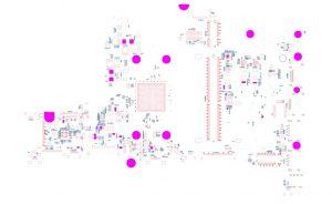 Dell Inspiron 3493 3593 3793 5493 5593 3595 Compal FDI52 LA-H872P Schematic & Boardview