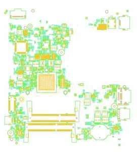 Dell Inspiron 3555 3565 Vostro 3555 Wistron 15276-1 15276-SA Schematic & Boardview