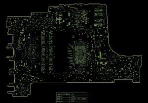 DELL Inspiron 3585 3785 5575 5775 Compal CAL51 CAL61 CAL71 LA-F121P Schematic & Boardview