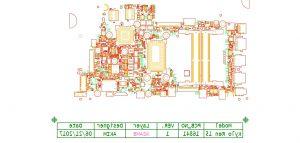 Dell Inspiron 7570 7573 Wistron KYLO REN 15 / CS 16841 Schematic & Boardview