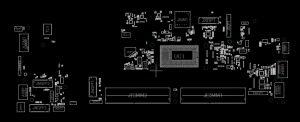Dell Latitude 5280 Compal LA-E071P CDM60 Schematic & Boardview