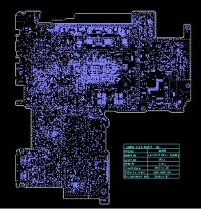 Dell Latitude 5290 2-IN-1 Compal DAJ00 LA-F371P Schematic & Boardview