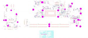 Dell Latitude 5290 5490 5590 Compal LA-F391P DDM60 Schematic & Boardview