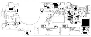 Dell Latitude 5490 Compal DDM70 LA-F401P Schematic & Boardview
