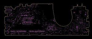 Dell Latitude 5491 5591 Precision 3530 LA-F711P DDP80 Schematic & Boardview