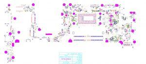 Dell Latitude 7290 7390 7490 Compal DAZ20 LA-F312P Schematic & Boardview