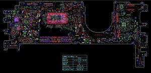 Dell Latitude 7290 7390 Compal DAZ30 LA-F311P Schematic & Boardview