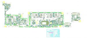 Dell Latitude 7350 Schematic & Boardview LA-B331P ZAU70