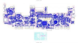 Dell Latitude 7370 Compal AAU30 LA-D311P LA-D312P Schematic & Boardview