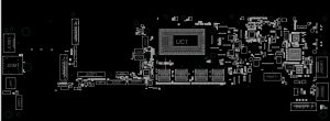 Dell Latitude 7390 Compal DDA30 LA-F292P Schematic & Boardview