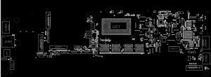 Dell Latitude 7390 Compal DDA30 LA-F292P Schematic & Boardview