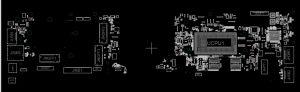 Dell Latitude 7400 2-in-1 Compal EDB41 LA-G441P Schematic & Boardview