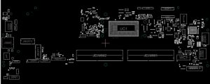 Dell Latitude 7400 Compal EDC40 LA-G871P Schematic & Boardview