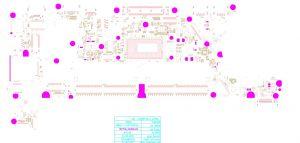 Dell Latitude E7270 E7470 Compal AAZ50 LA-C451P Schematic & Boardview
