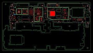 Dell Venue 10 Pro 5055 Wistron SILVERTON SILVEROAK 14238 Schematic & Boardview