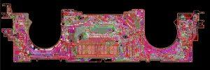 Dell XPS 13 9300 Compal FDQ30 LA-H811P Modena Schematic & Boardview