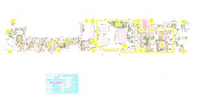 Dell XPS 13 9365 Compal BAZ80 LA-D781P Schematic & Boardview
