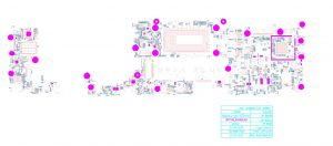 Dell XPS 13 9380 Compal LA-E672P EDO30 Schematic & Boardview