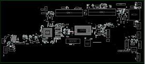 Lenovo Thinkpad T570 Wistron LTS-1 16820 Schematic + Boardview
