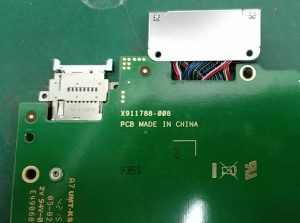 X911788-008 Motherboard