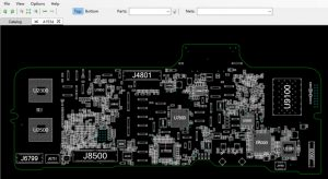Apple MacBook 12 2017 A1534 820-00687 820-00244 Schematic & Boardview
