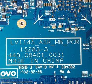 LV1145-ASR-MB Motherboard