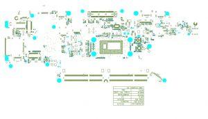 Dell Latitude E5450 LA-A901P ZAM70 Schematic & Boardview